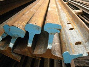 Рельсы на металлолом