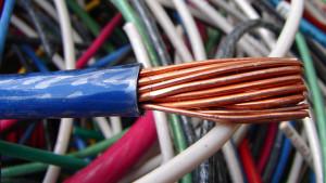 кабель в изоляции
