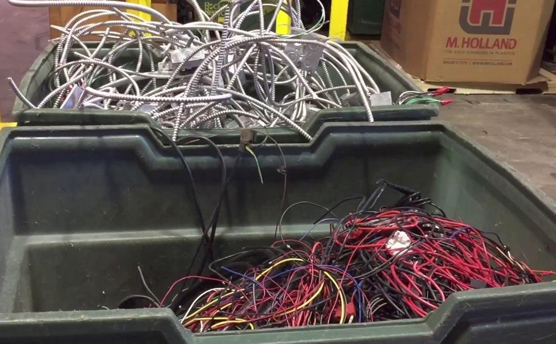 утилизация кабеля